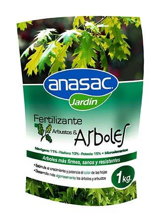 Fertilizante para rboles y arbustos anasac jard n for Arboles y arbustos para jardin